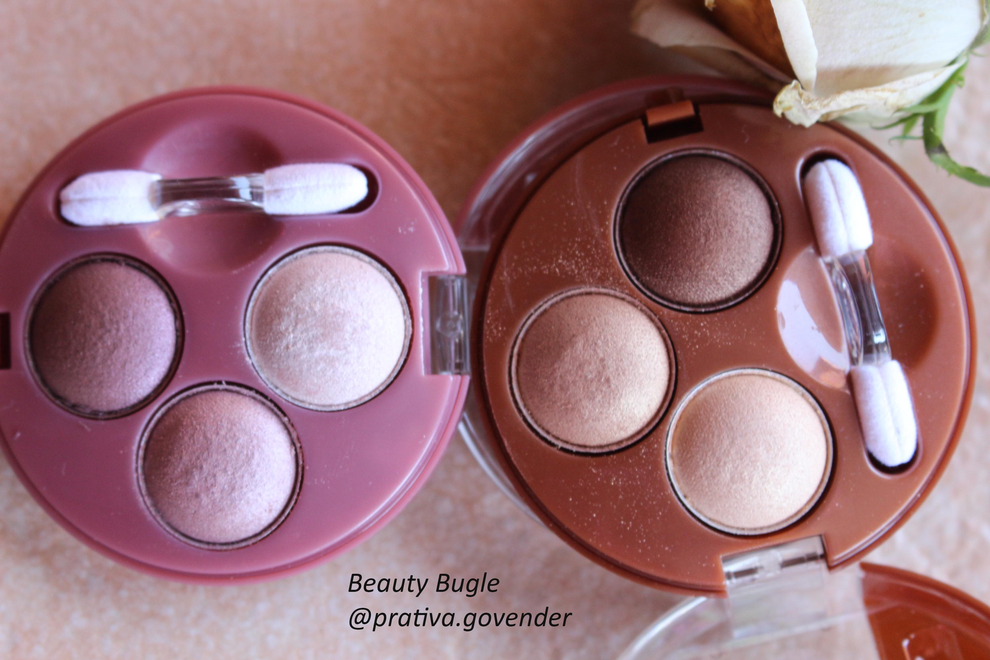 Feeling Bourjois Review And Swatches