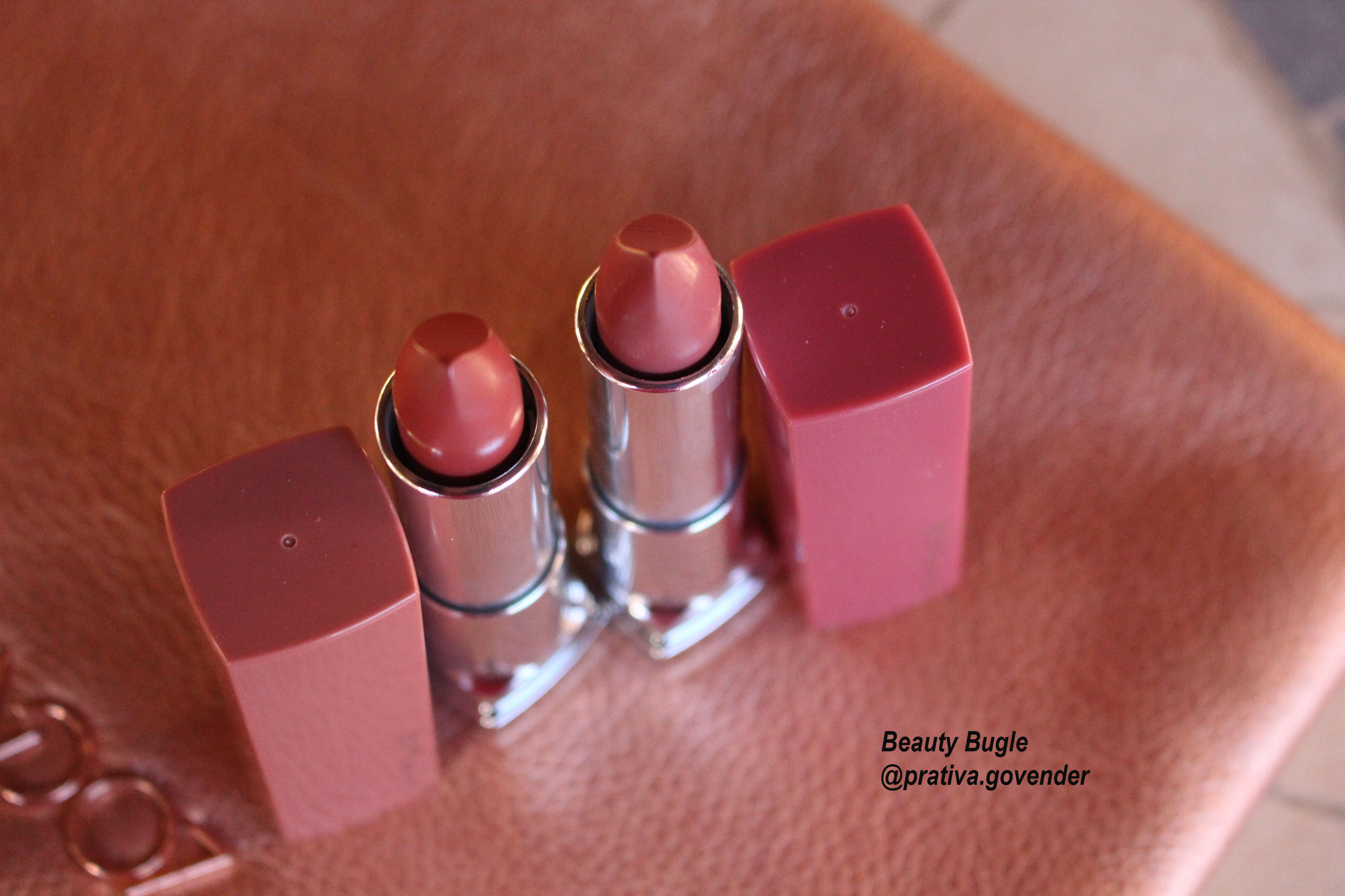 Maybelline Made For All lipsticks – Brown Skin Review and Swatches